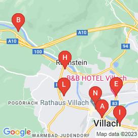 Standorte von 30+ Jobs in Bad-Wörishofen-Straße, Villach - August 2018