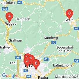 Standorte von Jobs in Sankt Radegund Bei Graz - Juni 2018