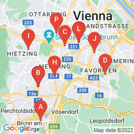 Standorte von Jobs in Oldenburggasse, Wien - Juni 2018