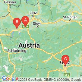 Standorte von ERP Betreuer Jobs  - Mai 2018