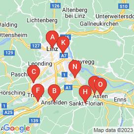Standorte von 20+ Fachberater Jobs in Linz - August 2018