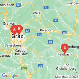 Standorte von of Jobs in Lieboch - August 2018