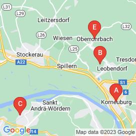 Standorte von Hilfskraft Jobs in Unterrohrbach - Juli 2018