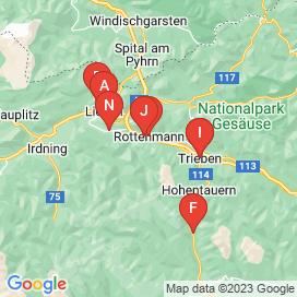 Standorte von EDV Jobs in Liezen - Juni 2018