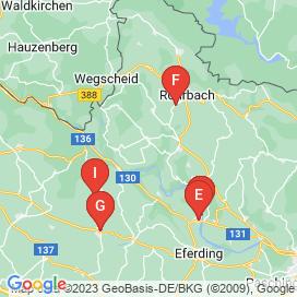 Standorte von Jobs in Inzell - Juni 2018