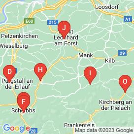 Standorte von Jobs in Texingtal - Juni 2018
