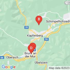 Standorte von Reinigung Jobs in Pernegg an der Mur - Juli 2018
