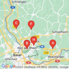 Standorte von 10+ Handel, Pflege / Gesundheit / Bildung und Produktion / Fertigung Jobs in Basel