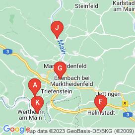 Standorte von Jobs in Marktheidenfeld - Mai 2018