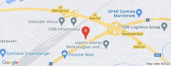Standort von Staplerfahrer/in und Lagerarbeiter/in