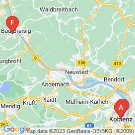 Standorte von Lohn Jobs in Neuwied - Mai 2018