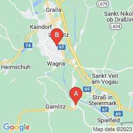 Standorte von Jobs in Schloßberg - August 2018