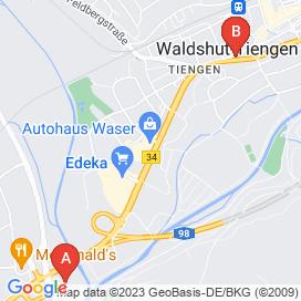 Standorte von Pflege / Gesundheit / Bildung Jobs in Untersiggenthal - Mai 2018