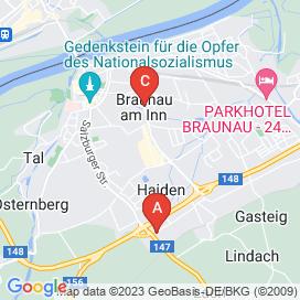 Standorte von Lehre Einzelhandel Jobs in Braunau Am Inn - Juli 2018