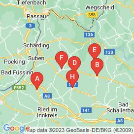 Standorte von Verkäufer Jobs in Andorf - Juni 2018