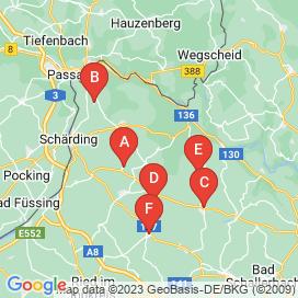 Standorte von Jobs in Bartenberg - Juli 2018
