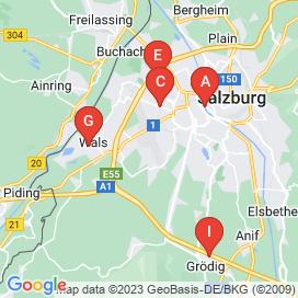 Standorte von Basis Gehalt von 1130 € bis 2470 € Jobs in Bad Reichenhall - Juli 2018