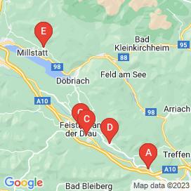Standorte von Jobs in Feld Am See - August 2018
