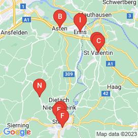 Standorte von 100+ Jobs in Kronstorf - August 2018