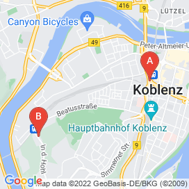 Standorte von Menschen Jobs in Andernach - Juli 2018