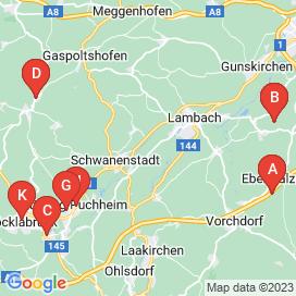 Standorte von Jobs und Stellenangebote in Breitenschützing - April 2018