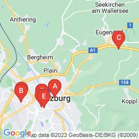 Standorte von 240+ Jobs in Salzburg - Juli 2018