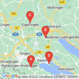 Standorte von Mechatroniker Jobs in Singen (Hohentwiel) - Juli 2018