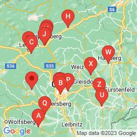 Standorte von 570+ Jobs in Steiermark - Juli 2018