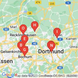 Standorte von Krankenpflegehelfer Jobs in Castrop-Rauxel - April 2018