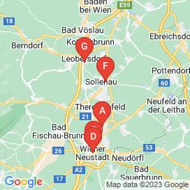 Standorte von Elektrotechnik Jobs in Wiener Neustadt - September 2018