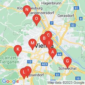 Standorte von Lehrausbildung Jobs in Wien - Mai 2018