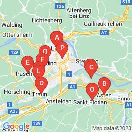 Standorte von 250+ Jobs in Linz - Juli 2018