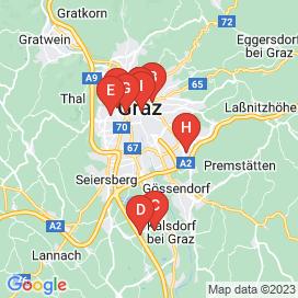 Standorte von 10+ Büro / Administration und Hotellerie / Tourismus Jobs in Graz
