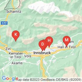 Standorte von 80+ Vollzeit Jobs in Innsbruck - Juli 2018