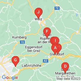 Standorte von Jobs in Fünfing Bei Sankt Ruprecht an der Raab - Mai 2018