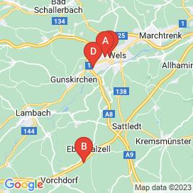 Standorte von Mechaniker Jobs in Eberstalzell - Mai 2018