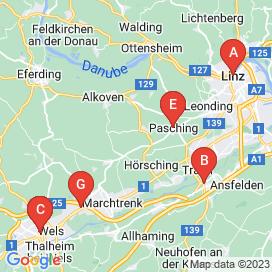 Standorte von 620+ Jobs in 4210 - August 2018