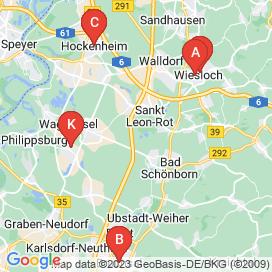 Standorte von 10+ Pflege / Gesundheit / Bildung Jobs in Bad Schönborn - Juli 2018