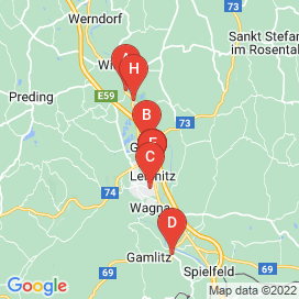 Standorte von 10+ Jobs in Leibnitz - August 2018