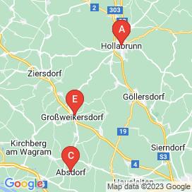 Standorte von Jobs in Ameisthal - August 2018