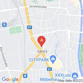Standorte von Software Tester Jobs in Graz - Mai 2018