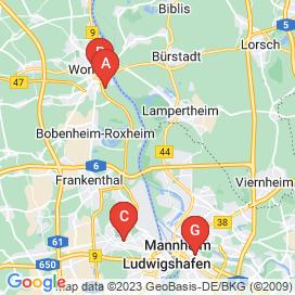 Standorte von 10+ Hotellerie / Tourismus Jobs in Lampertheim - Juli 2018