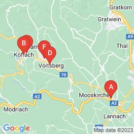 Standorte von Verkauf Jobs in Voitsberg - Mai 2018