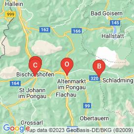 Standorte von Jobs  in Eben Im Pongau (Eben Im Pongau) - April 2018