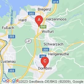 Standorte von Lager Mitarbeiter Jobs in Hohenems - August 2018