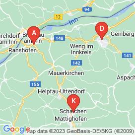 Standorte von Jobs in Hofing (Hofing) - Juni 2018