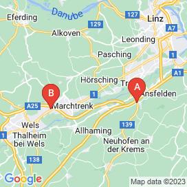 Standorte von IT Beratung Jobs in Marchtrenk - Juli 2018
