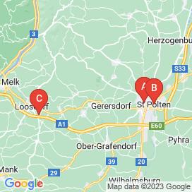 Standorte von Mitarbeit Jobs in Sankt Margarethen an der Sierning - August 2018