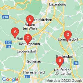 Standorte von VertriebsmitarbeiterIn Jobs in Günselsdorf - Mai 2018