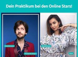 Online Stars Michi Buchinger und inspiredbydzeni suchen Praktikanten mit hokify